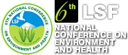 6th National Conference on Environment and Health
